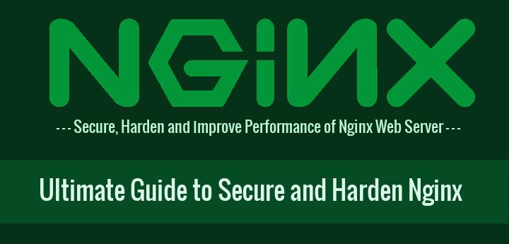 راهکار ایجاد امنیت وب سرور Nginx در مقابل حملات DDoS