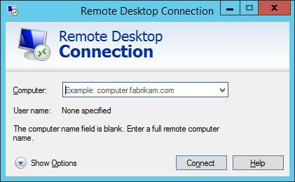 اتصال همزمان چند کاربر به سروراز طریق ریموت دسکتاپ