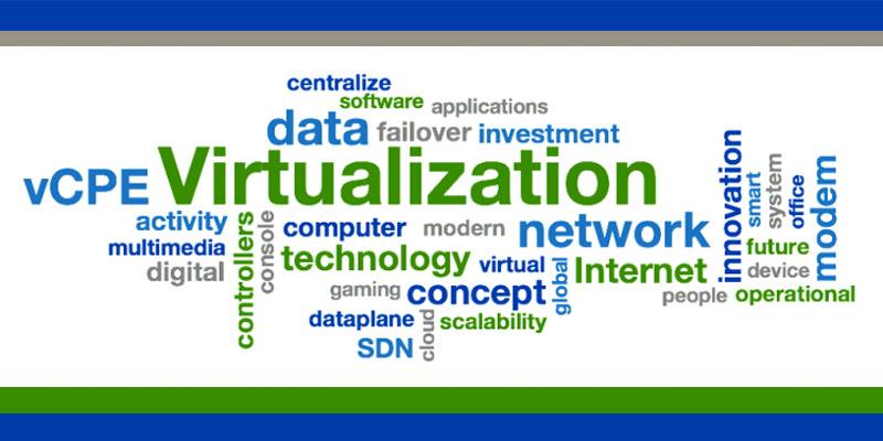 مجازی سازی چیست و انواع مجازی سازی